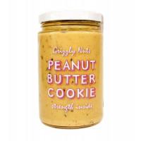 "Арахисовая паста с финиками ""Cookie"" GRIZZLY NUTS, 370 г"