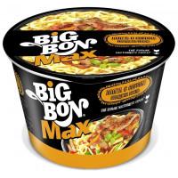Лапша BIGBON Max с соусом Говядина гриль 95 г