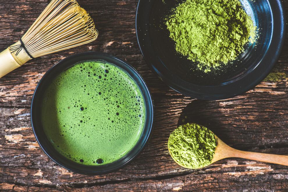 Чай зеленая матча страна происхождения